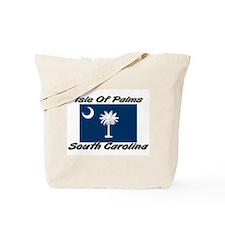 Isle Of Palms South Carolina Tote Bag