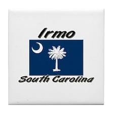 Irmo South Carolina Tile Coaster