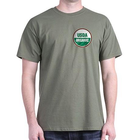 USDA Organic Dark T-Shirt