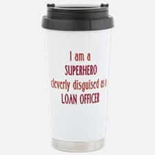 Finance Travel Mug
