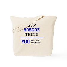 Funny Bosco Tote Bag