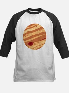 Cute Planet Jupiter Baseball Jersey