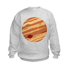 Cute Planet Jupiter Sweatshirt
