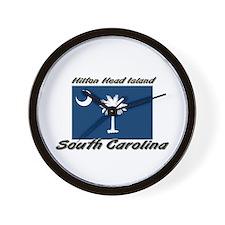Hilton Head Island South Carolina Wall Clock
