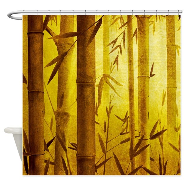 Bamboo Kitchen Curtains: Bamboo Shower Curtain By Simpleshopping