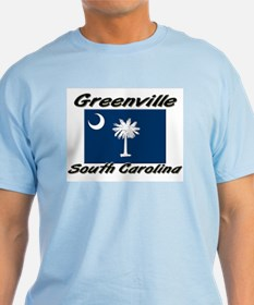 Greenville South Carolina T-Shirt