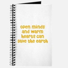 Open minds and warm hearts ca Journal