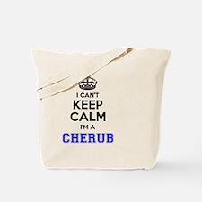 Cute Cherub Tote Bag