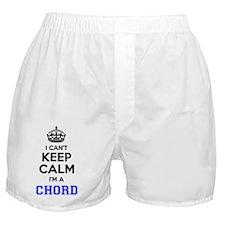 Funny Chords Boxer Shorts
