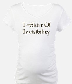 T-Shirt Of Invisibility Shirt