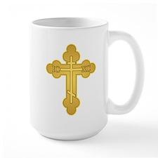 Orthodox Cross Mugs
