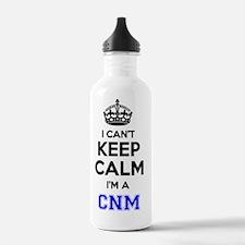Unique Cnm Water Bottle