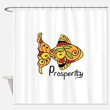 Prosperity Shower Curtain