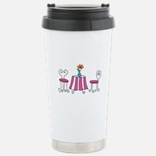 SIDEWALK CAFE Travel Mug