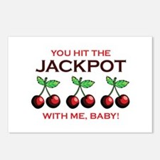 Jackpot Postcards (Package of 8)