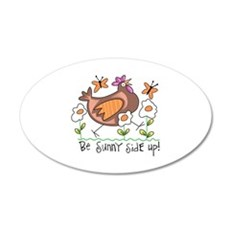 Sunny Side Up! Wall Decal