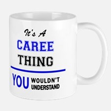 Unique Caree Mug