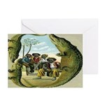 Alligator Hunters Cards (Pk of 10)