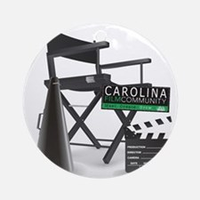 Carolina Film Community Ornament (Round)