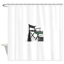 Carolina Film Community Shower Curtain