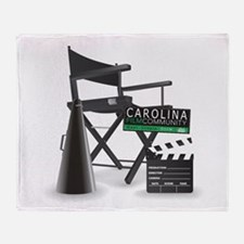 Carolina Film Community Throw Blanket