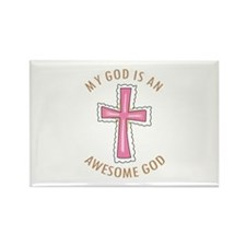 Awesome God Magnets