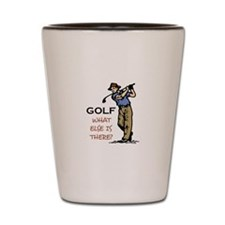 Golf Shot Glass