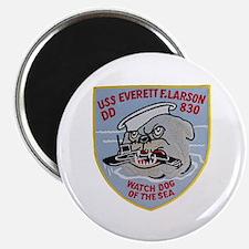 USS EVERETT F. LARSON Magnet
