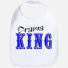 Drama King Bib