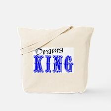 Drama King Tote Bag