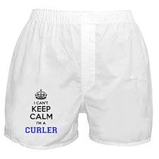 Unique Curler Boxer Shorts