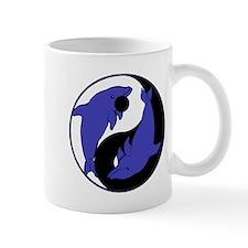 Yin Yang Dolphins 2 Mug