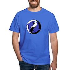 Yin Yang Dolphins 2 T-Shirt