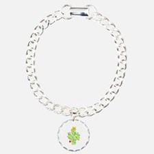 CHRISTMAS CACTUS Bracelet