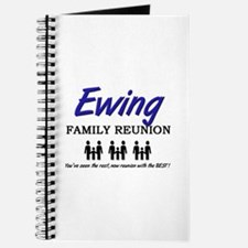 Ewing Family Reunion Journal