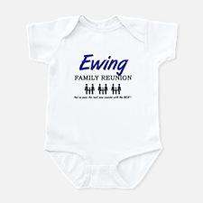 Ewing Family Reunion Infant Bodysuit