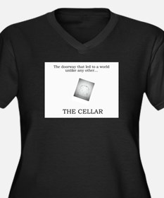 The Cellar Promotional Plus Size T-Shirt