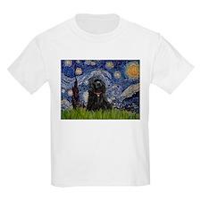 Starry/Cocker (blk) T-Shirt