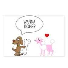 Wanna Bone Postcards (Package of 8)