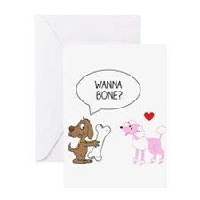 Wanna Bone Greeting Cards