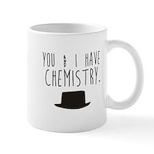 Chemistry Valentine Mugs