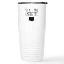 Chemistry Valentine Travel Mug