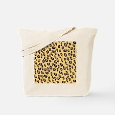 Leopard Skin Tote Bag