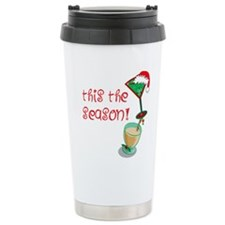 Tis the Season Travel Mug