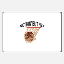 NOTHING BUT NET Banner