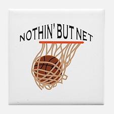 NOTHING BUT NET Tile Coaster