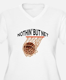 NOTHING BUT NET Plus Size T-Shirt