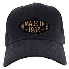 Made In 1952 Baseball Hat
