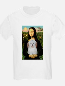 Mona/Coton de Tulear (#7) T-Shirt