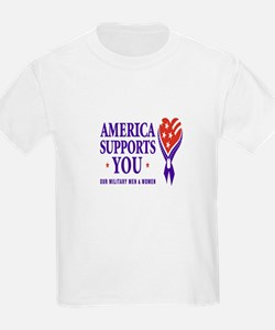 America Supports You! T-Shirt